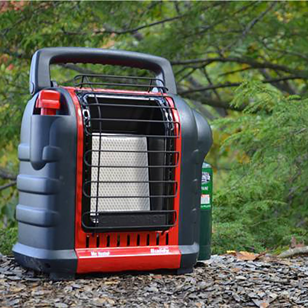 mr heater buddy camping