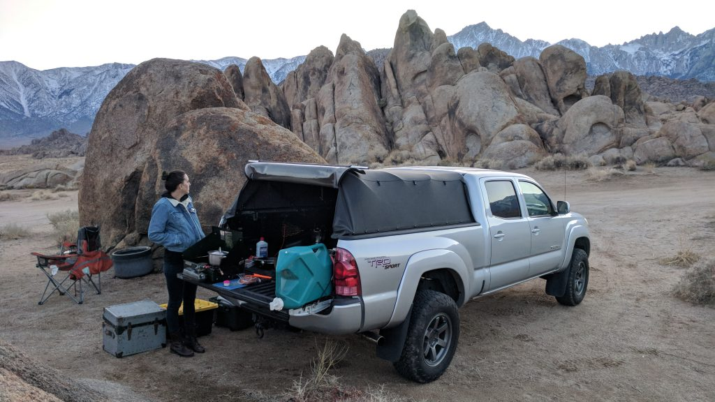 softopper overland setup